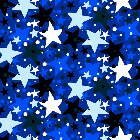 4th july: Independence day pattern. 4th July celebration background. Four July pattern. Vector 4th July. Seamless independence day pattern. Fourth of July pattern. Fourth of July vector. Fourth of July stars Illustration