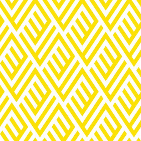 Pattern with stripe, chevron, geometric shapes Illustration