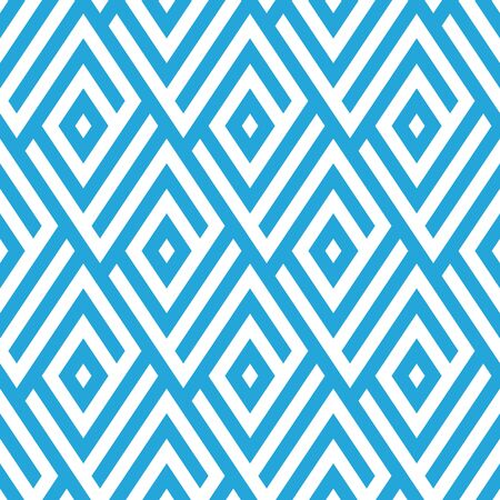 Pattern with stripe, chevron, geometric shapes Vectores