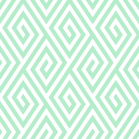 Pattern with stripe, chevron, geometric shapes Stock Photo
