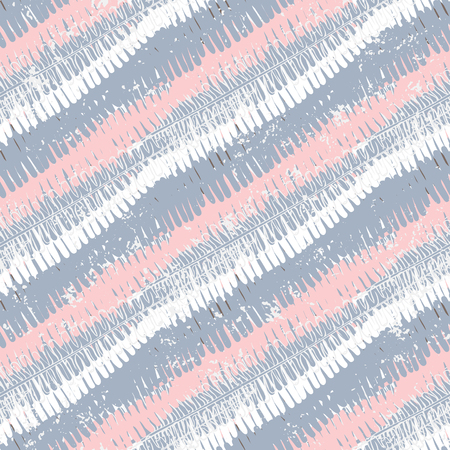 Striped pattern with brushed lines illustration.