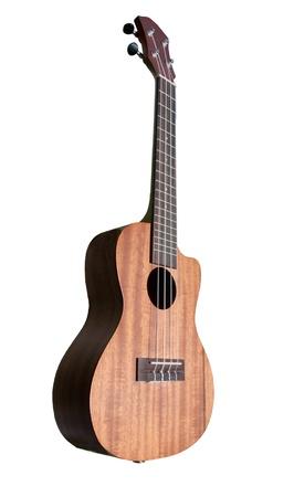 acoustical: ukulele isolated Stock Photo