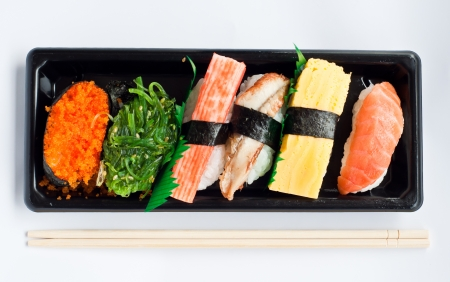 sushi set Stock Photo - 10825311