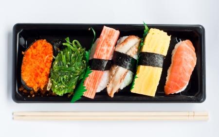 sushi set Stock Photo - 10825311