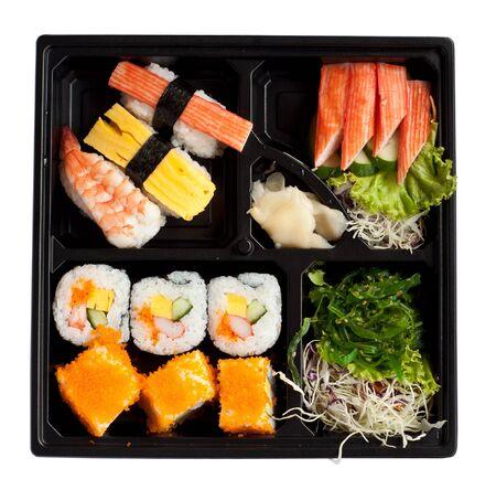 sushi set Stock Photo - 10825288
