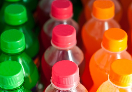 colorful bottle Stock Photo - 10982571