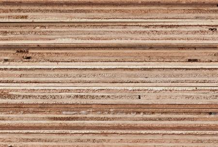 layers of veneer in factory