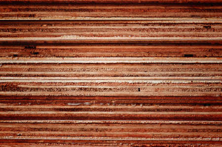 layers of veneer in factory photo