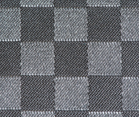 duo tone: black and white fabric pattern background