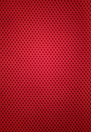 pattern of red fabric background Stock Photo - 15760207