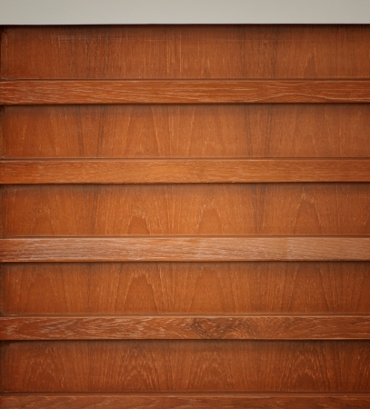 wooden book shelf background Stock Photo - 15806185