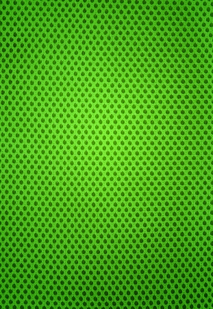 close knit: pattern of green jersey background