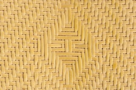 texture of thai native weave, thai art photo