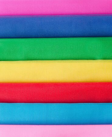 colorful fabric pattern photo