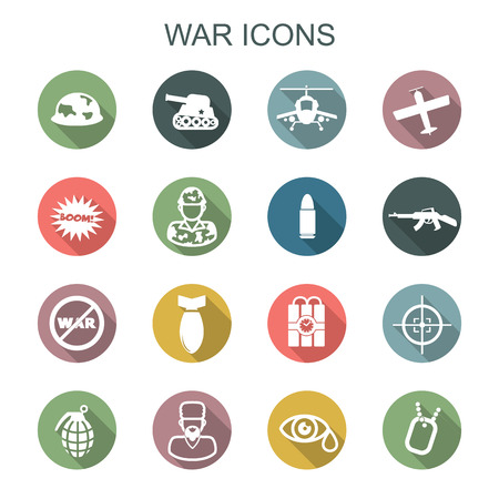 war long shadow icons