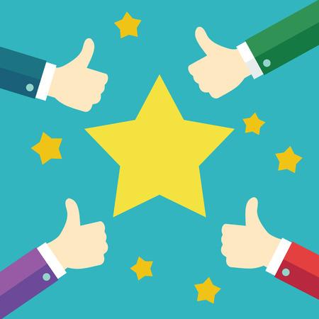 positief: zoals sociale, vector positief begrip
