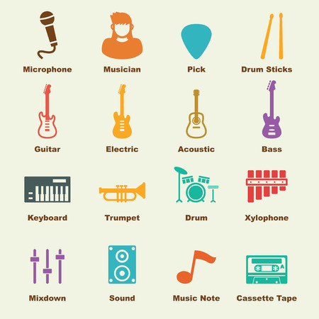 keyboard instrument: band elements