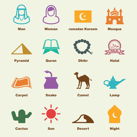 prayer: arabian elements