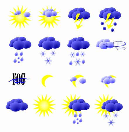 wheather forecast: Wheather Icons