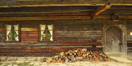 doorstep: On the doorstep Stock Photo