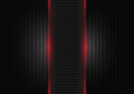 black: Black Background Illustration