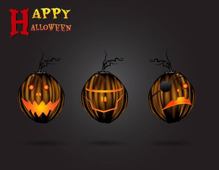 Happy Halloween set 2