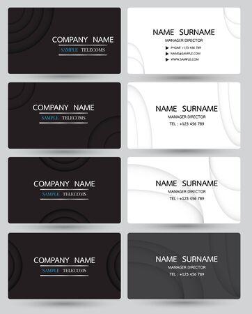 card: Name Card