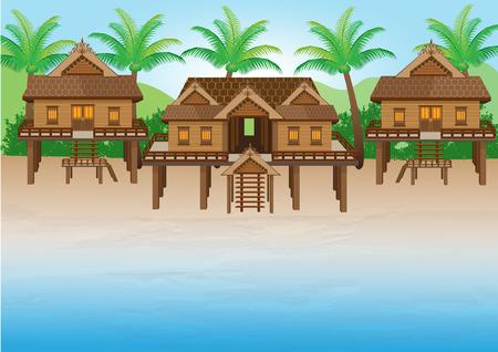 house with style: Thai House