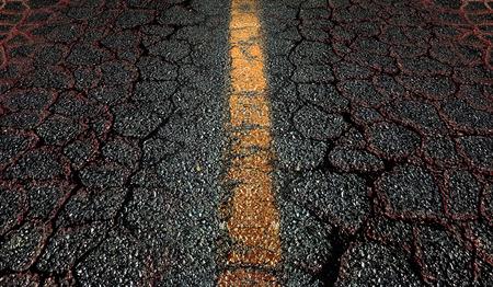 magma: Asphalt Road Background Stock Photo