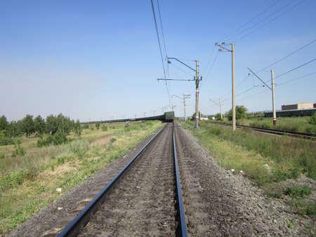 Railroad Stock Photo - 15422956