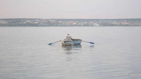 skiff: Boat Stock Photo
