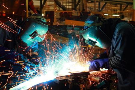welder: Welder skill up