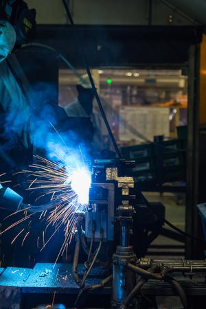 fabricator: Teamwork in Welder skill up
