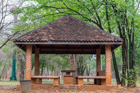 summerhouse: Summerhouse Stock Photo