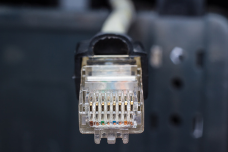 connector: Close-up connector