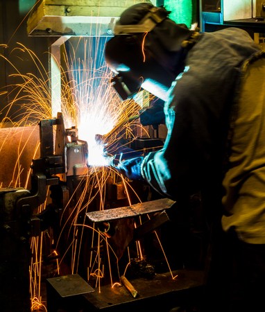 fabricator: Welder skill up