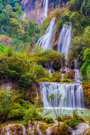 biggest: waterfall of Thailand, Thi Lo su