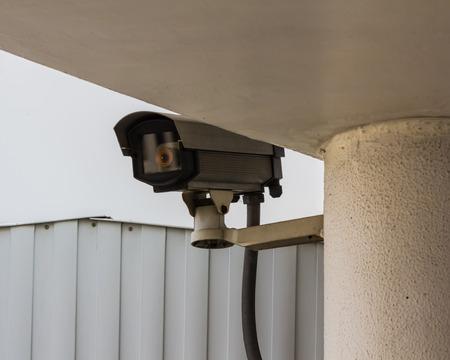 close circuit camera: CCTV surveillance camera