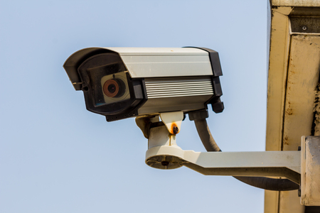 close circuit camera: CCTV or security camera, a protection technology