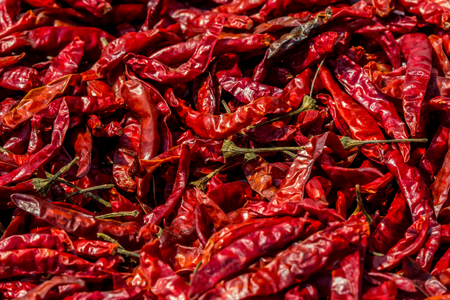 red chilli: Dried red chilli