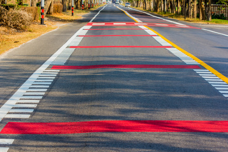 lines: Traffic lines. Stock Photo