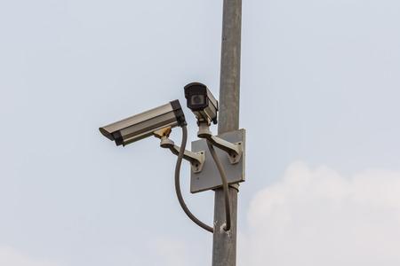 close circuit camera: Close circuit security camera