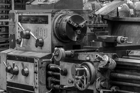 affixment: CNC milling machine