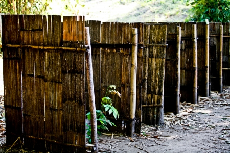 Public Restroom for men, Theelorsu Waterfall, Thailand photo