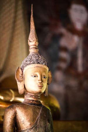 auras: Buddha statue at Nan,Thailand