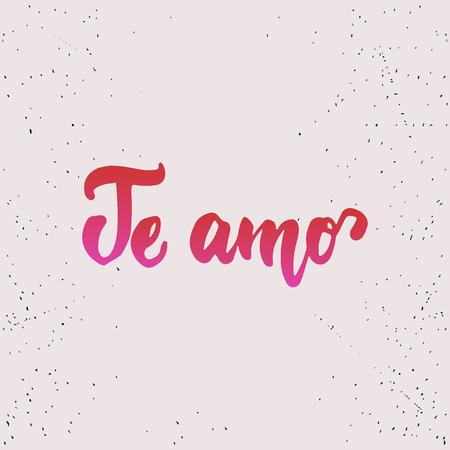 was heißt auf spanisch ich mag dich