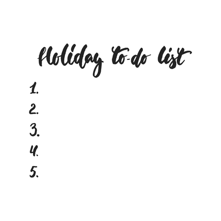 holiday bucket list funny to do planner for christmas vacation