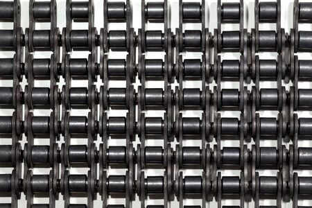 shafts: The articulated chain drive
