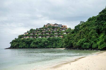 View at cape on south of Thailand,Sri Panwa,Phuket,Thailand.