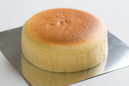 Egg cake with Japan, cotton cake